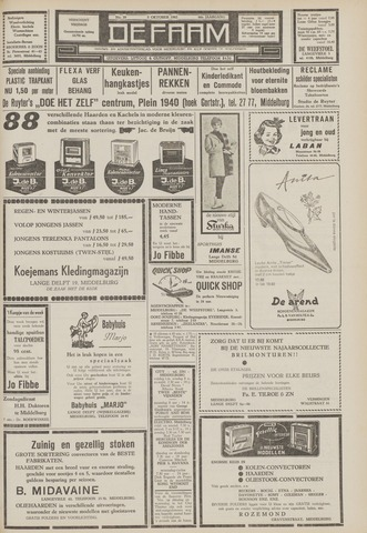 de Faam en de Faam/de Vlissinger 1962-10-05