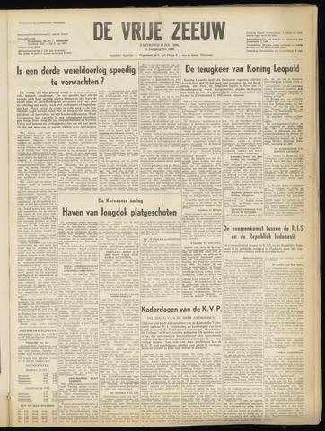 de Vrije Zeeuw 1950-07-22