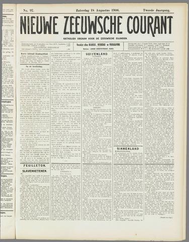 Nieuwe Zeeuwsche Courant 1906-08-18