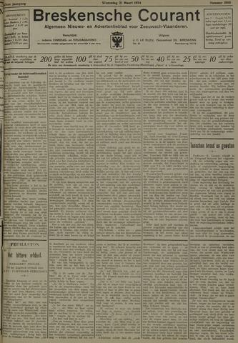 Breskensche Courant 1934-03-21