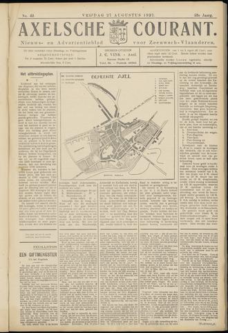 Axelsche Courant 1937-08-27