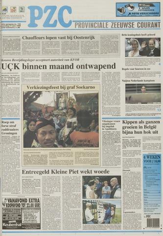 Provinciale Zeeuwse Courant 1999-06-21