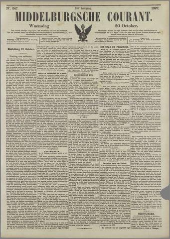 Middelburgsche Courant 1897-10-20