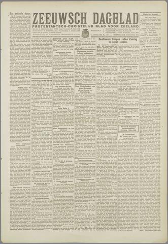 Zeeuwsch Dagblad 1945-08-22