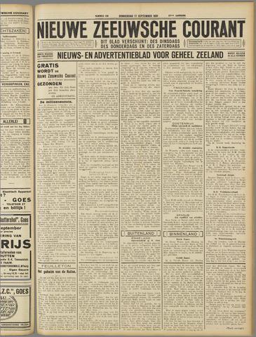 Nieuwe Zeeuwsche Courant 1931-09-17