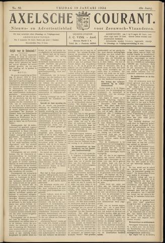 Axelsche Courant 1934-01-19