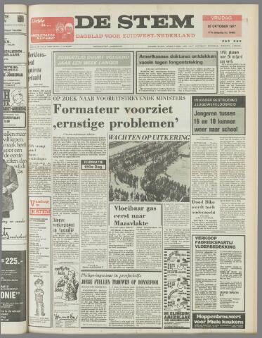 de Stem 1977-10-28
