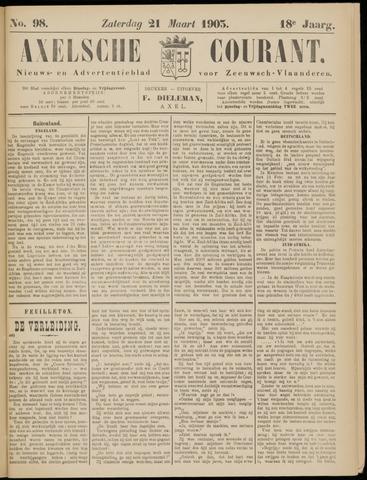 Axelsche Courant 1903-03-21