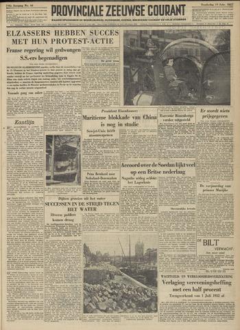Provinciale Zeeuwse Courant 1953-02-19