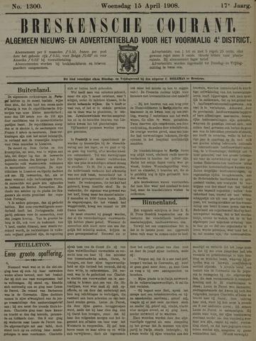Breskensche Courant 1908-04-15