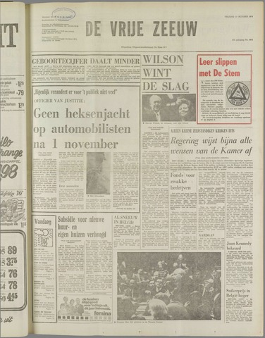 de Vrije Zeeuw 1974-10-11