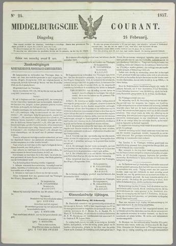 Middelburgsche Courant 1857-02-24