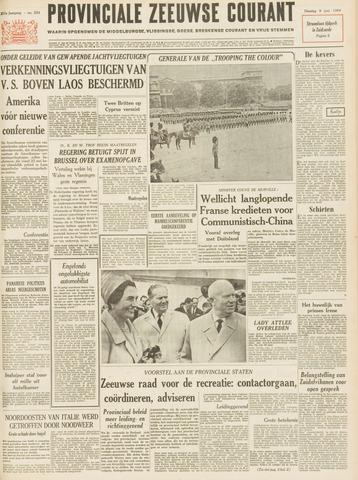 Provinciale Zeeuwse Courant 1964-06-09