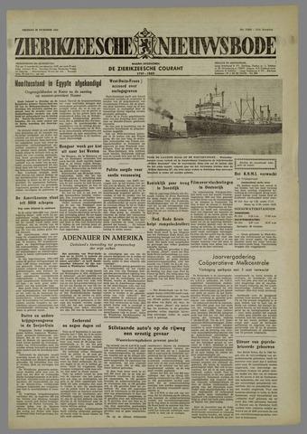 Zierikzeesche Nieuwsbode 1954-10-29