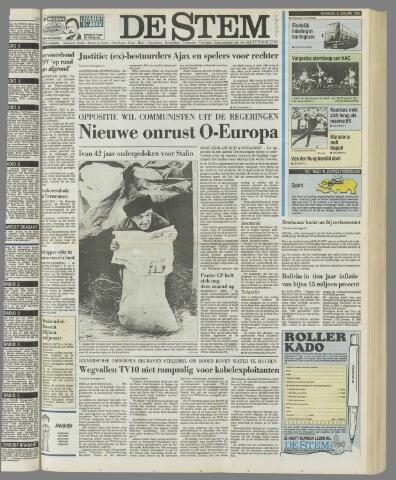 de Stem 1990-01-08