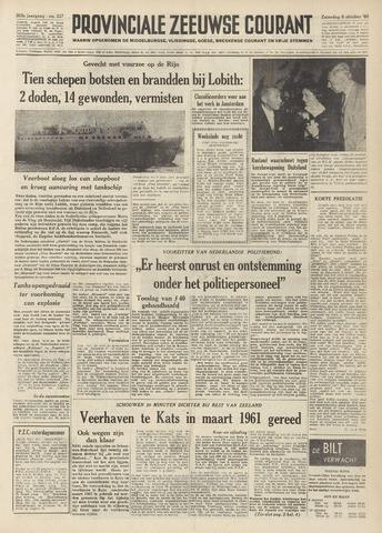 Provinciale Zeeuwse Courant 1960-10-08