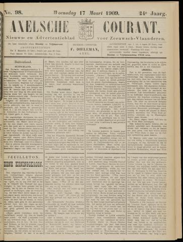 Axelsche Courant 1909-03-17