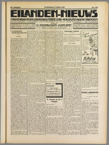 Eilanden-nieuws. Christelijk streekblad op gereformeerde grondslag 1938-05-18