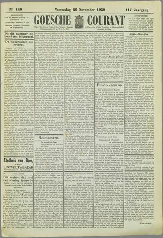 Goessche Courant 1930-11-26