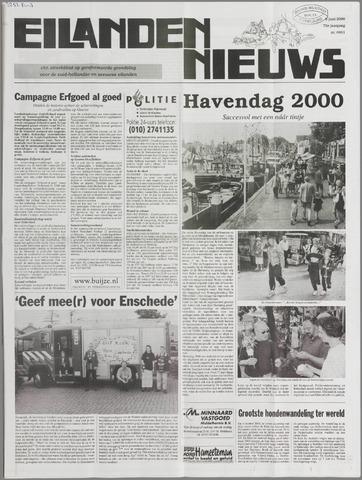 Eilanden-nieuws. Christelijk streekblad op gereformeerde grondslag 2000-06-06