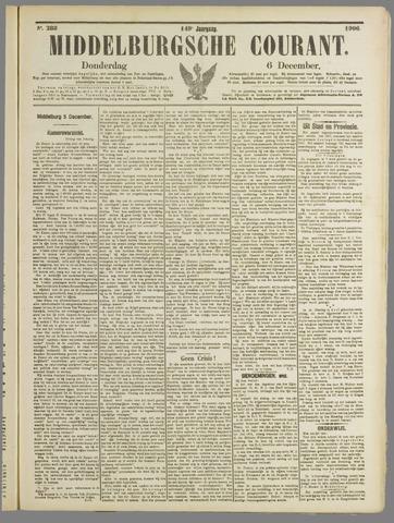 Middelburgsche Courant 1906-12-06