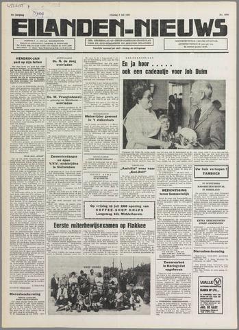 Eilanden-nieuws. Christelijk streekblad op gereformeerde grondslag 1980-07-08