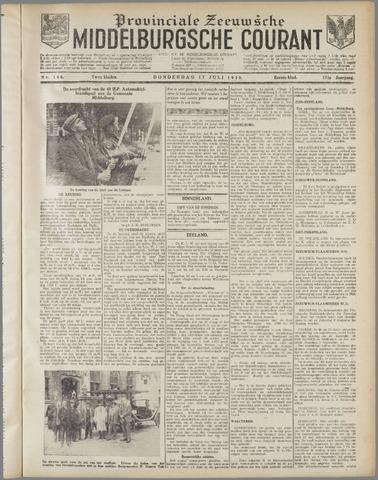Middelburgsche Courant 1930-07-17