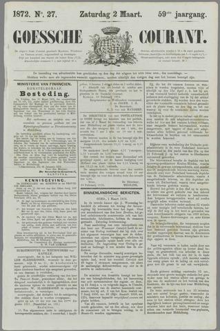 Goessche Courant 1872-03-02
