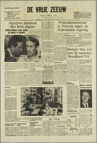 de Vrije Zeeuw 1965-06-21