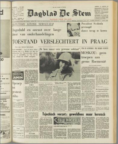 de Stem 1968-08-26