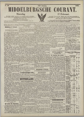 Middelburgsche Courant 1902-02-17