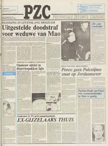 Provinciale Zeeuwse Courant 1981-01-26