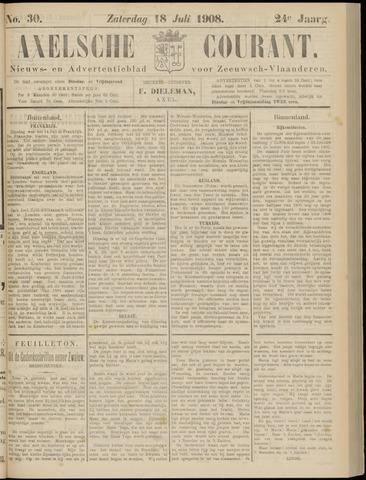 Axelsche Courant 1908-07-18