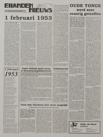 Watersnood documentatie 1953 - kranten 1999-01-01