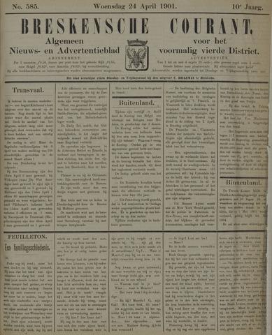 Breskensche Courant 1901-04-24