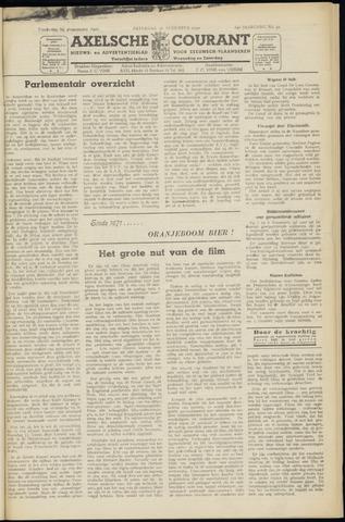Axelsche Courant 1950-08-26