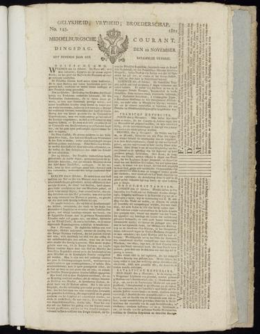Middelburgsche Courant 1801-11-10