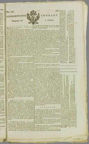 Middelburgsche Courant 1810-10-02