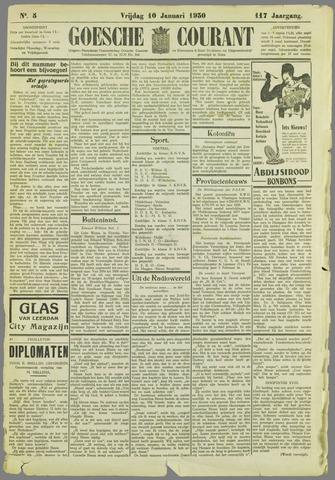 Goessche Courant 1930-01-10