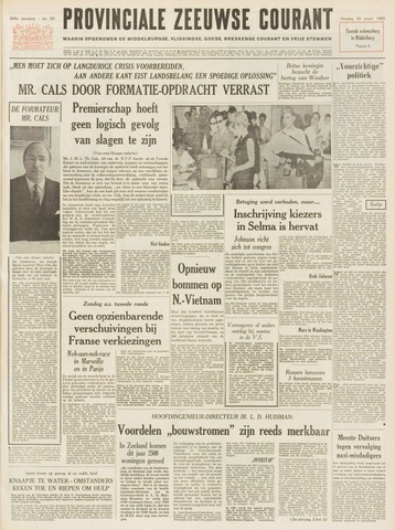 Provinciale Zeeuwse Courant 1965-03-16