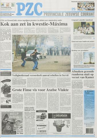 Provinciale Zeeuwse Courant 2001-01-31