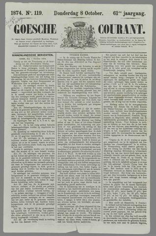 Goessche Courant 1874-10-08