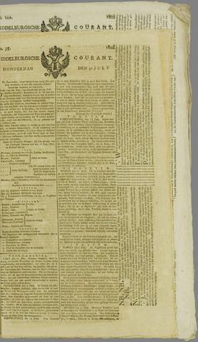 Middelburgsche Courant 1806-07-31