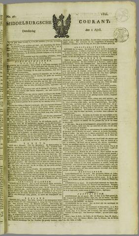 Middelburgsche Courant 1824-04-01