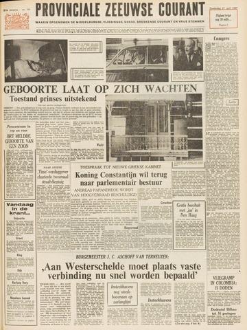 Provinciale Zeeuwse Courant 1967-04-27