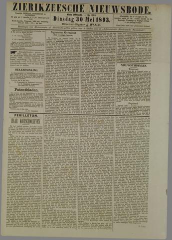 Zierikzeesche Nieuwsbode 1893-05-30