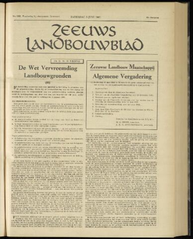 Zeeuwsch landbouwblad ... ZLM land- en tuinbouwblad 1961-06-03