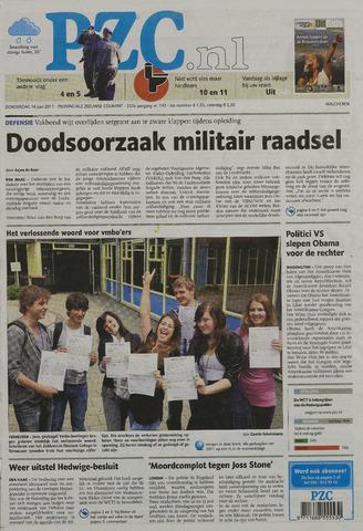 Provinciale Zeeuwse Courant 2011-06-16