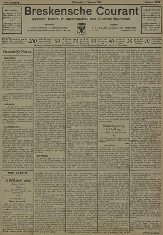 Breskensche Courant 1932-02-03