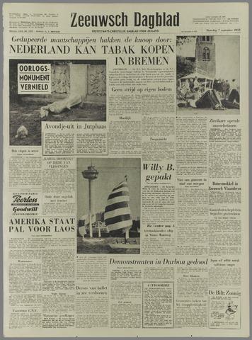 Zeeuwsch Dagblad 1959-09-07